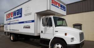 Safeway Movers, Moving Truck, Moving Services