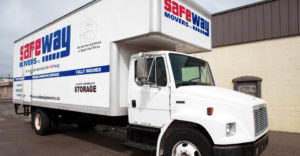 Safeway Movers Moving Truck